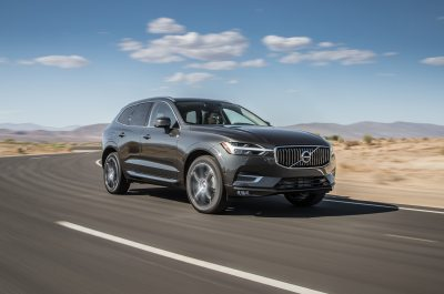 2018 Volvo XC60 T5 and T6 First Test Review - Motor Trend