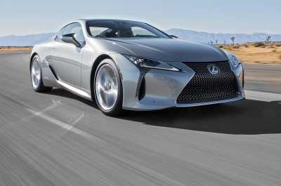 Lexus LC: 2018 Motor Trend Car of the Year Finalist - Motor Trend