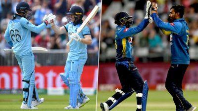 England vs Sri Lanka Dream11 Team Predictions: Best Picks ...