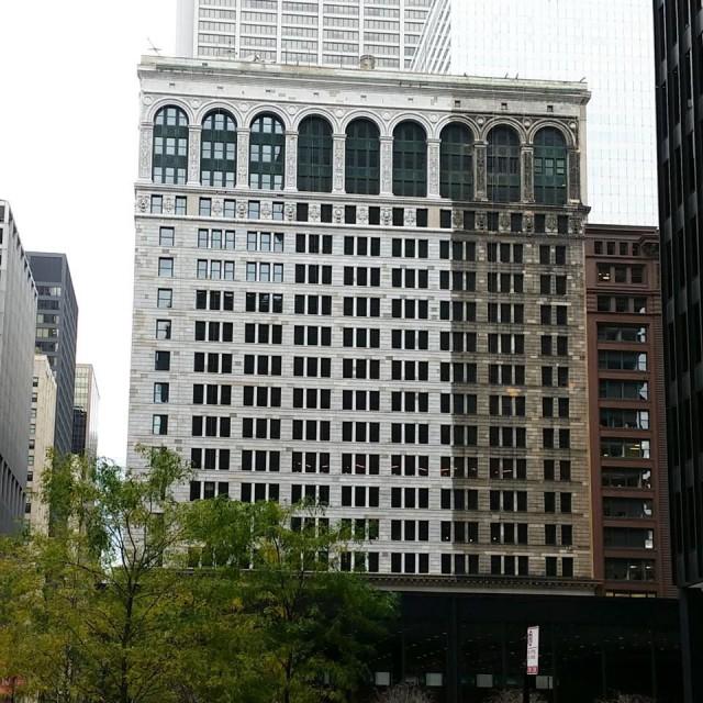 National Building de Chicago (EEUU)