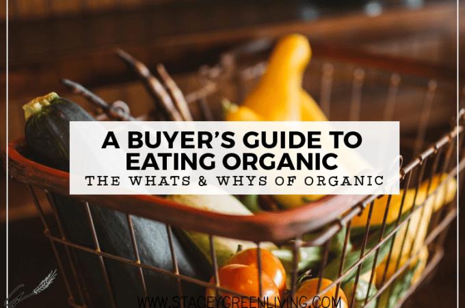 Going Native – er, I mean Organic