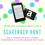 #ChickLitMayScavengerHunt_featured
