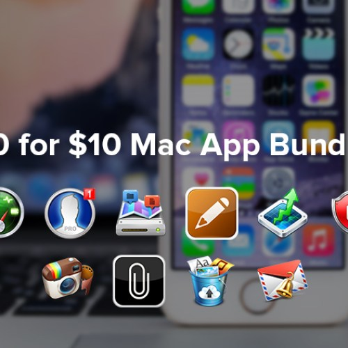 Get 78% Off The 10-For-10 Mac Bundle – 10 Apps For $10