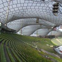 Frei Otto's Munich Olympic Stadium: His lasting legacy?