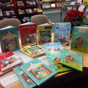 Bücherspende Stiftung Lesen