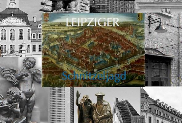 Leipziger Schnitzeljagd