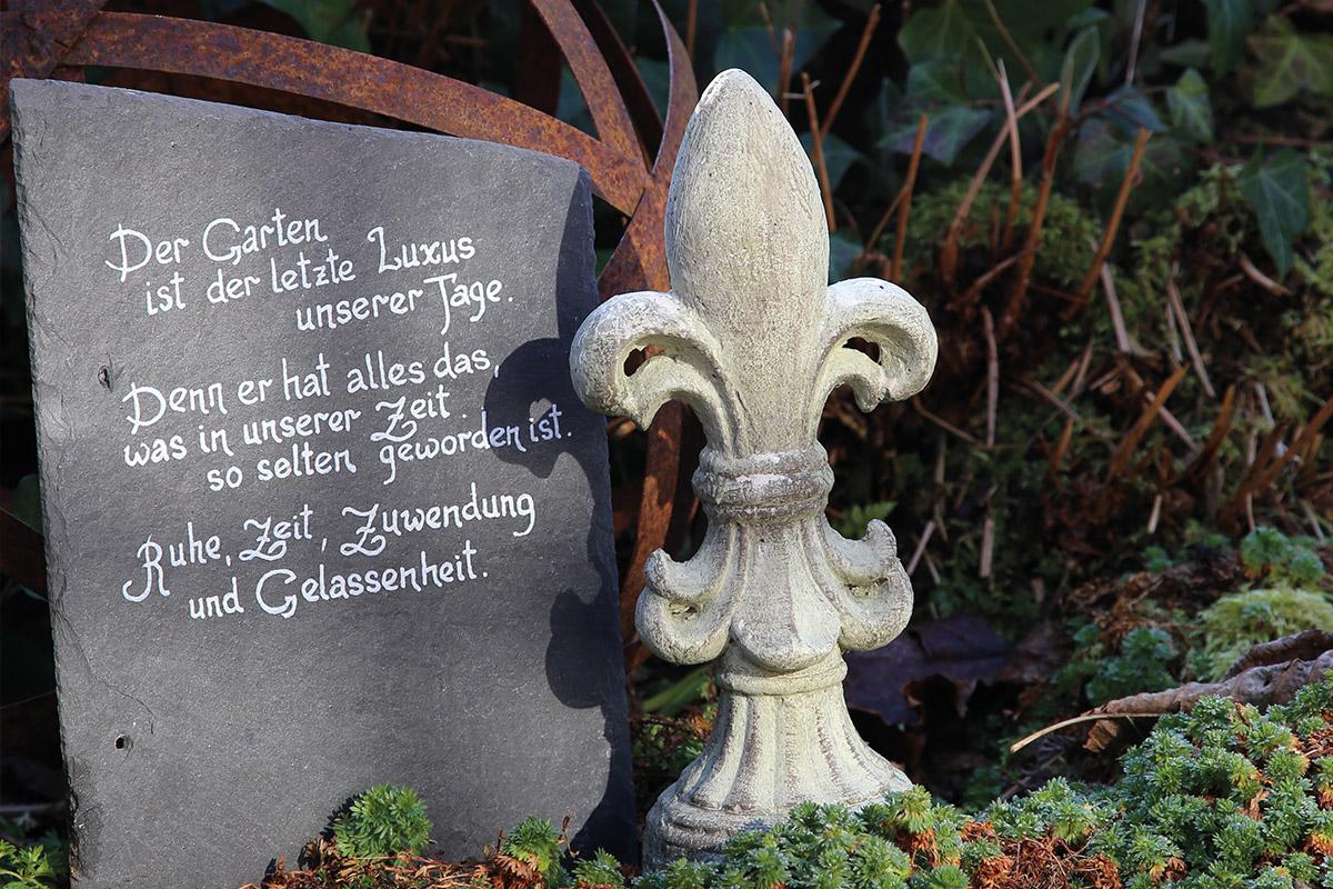 Wohlfühl-Accessoires fürs Grüne Zimmer © Country Garden