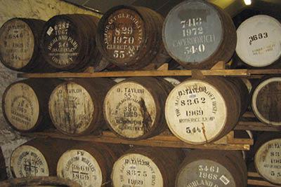 Westwood Whisky, Fässer
