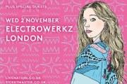 Becky Hill announces debut headline show