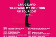 Craig David announces huge 2017 UK & Ireland arena tour
