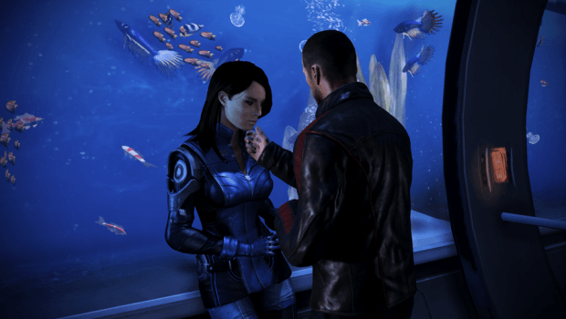 Ashley and Shepard