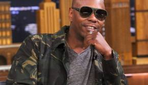 Dave Chappelle on The Tonight Show Starring Jimmy Fallon
