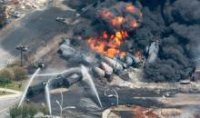 Canadian Oil Train Derailment