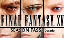 Final Fantasy XV Season Pass announcement