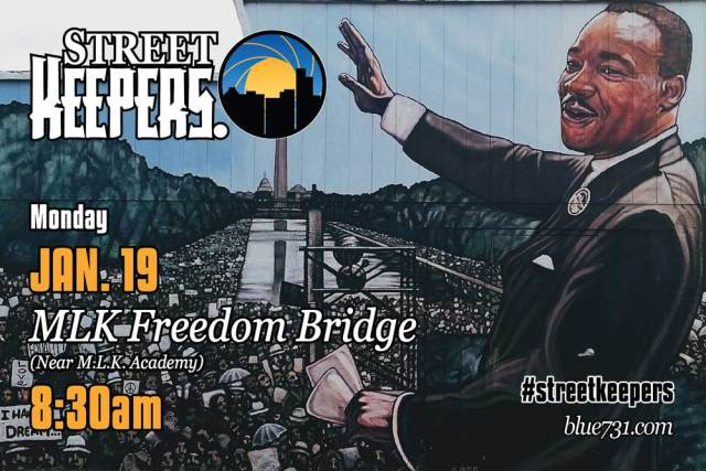 join street keepers this jan