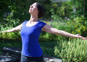 Yoga Solutions for your Neck & Shoulders Thursday at 7:30 p.m.