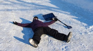 Video: Stretches for shoveling & snow blowing – be prepared!