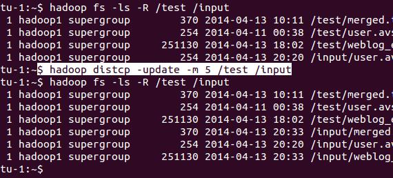 distcp-update