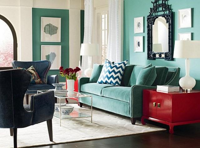 turquiose-velvet-sofa