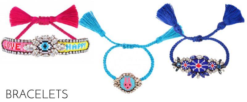 shourouk jewelry bracelets