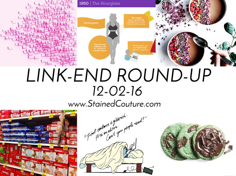 link-end round-up december 2, 2016