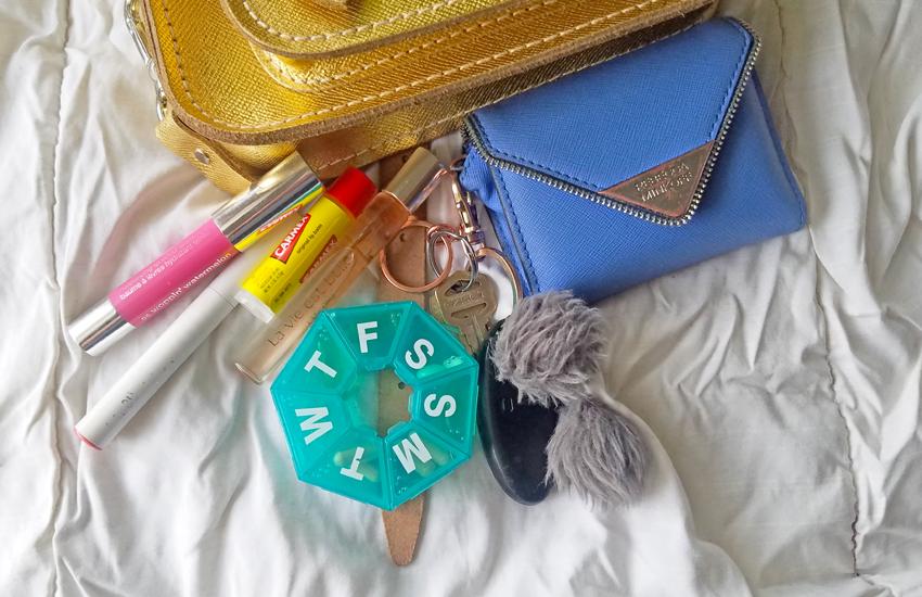 small bag essentials
