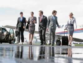Corporate Flight Department