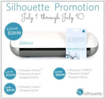 Product Review and Discount: Silhouette Designer Edition Software