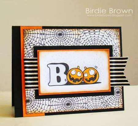 freebie: pumpkin digi stamp