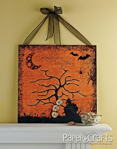 Project and Freebie: Halloween Countdown