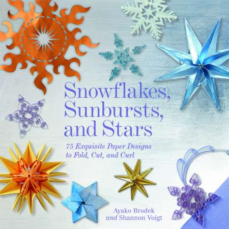 Book Review: Snowflakes, Sunbursts and Stars