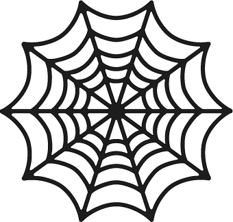 Freebie: Spider Web Die Cut