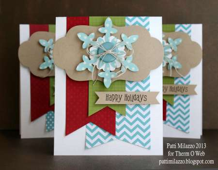 Project: Snowflake Card
