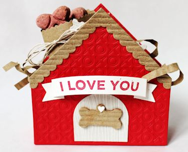 Project: Dog House Treat Bag