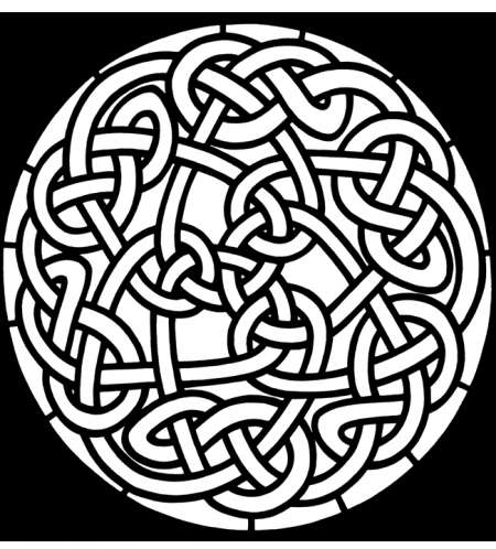 Freebie: Celtic Knot Digital Image