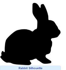 Freebie: Rabbit Clip Art