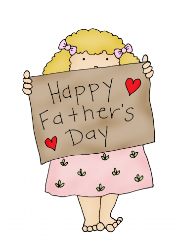 Freebie: Father's Day Digital Stamp