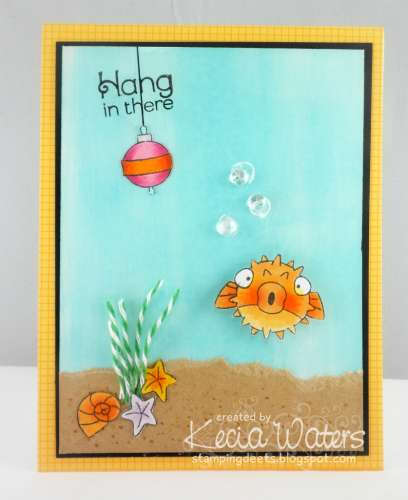 Project: Under Sea Card