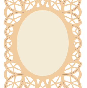 Freebie: Fall Frame SVG Die Cut File