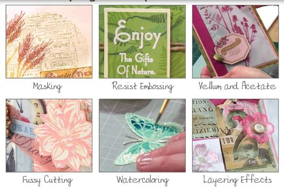 Tutorial: Free On-line Stamping Class