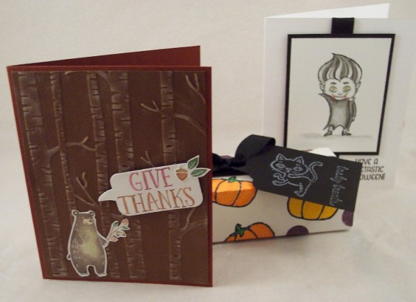 Product Review: Stampin' Up Holiday Part 2