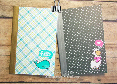 Project: Mini Notebooks
