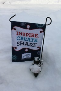 Stampin Up Inspire Create Share 1