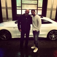 Drake Picks Up The First 2015 BRABUS S-Coupe in North America