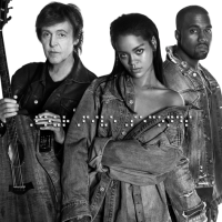 "New Music: Rihanna ""FourFiveSeconds"" Ft. Kanye West & Paul McCartney (FREE DOWNLOAD)"