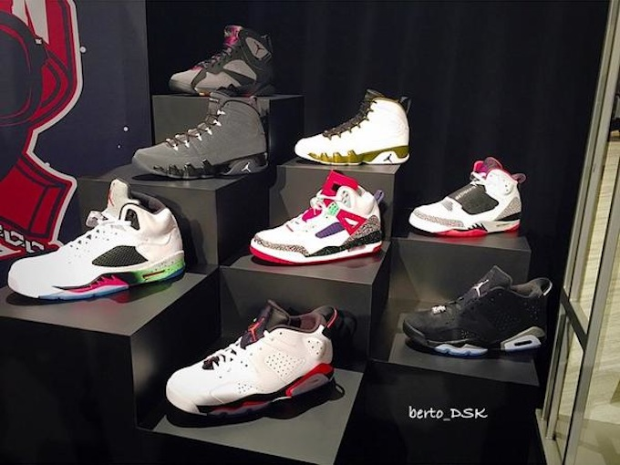 Air Jordan Summer Retro Preview
