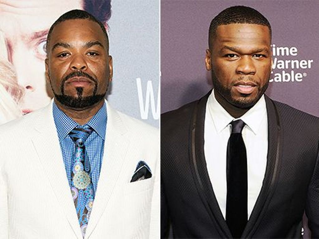 """Method Man Calls 50 Cent's Bankruptcy Filing a """"Tactic"""": """"He's Protecting His Bank"""""""