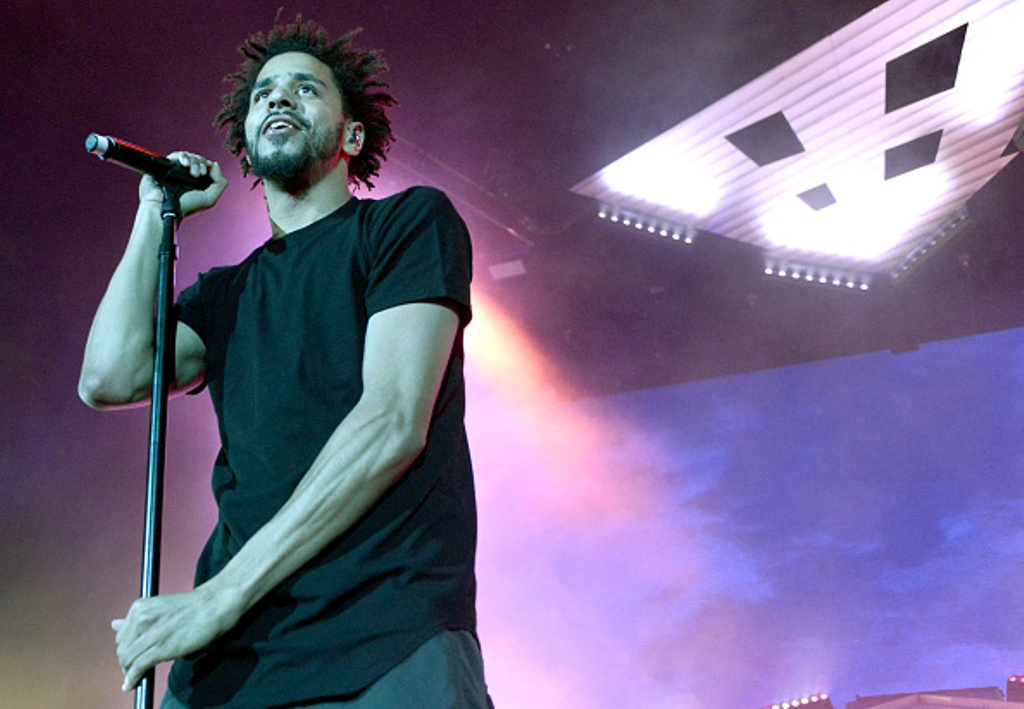 J. Cole Is The Highest Earning Rapper Of 2015