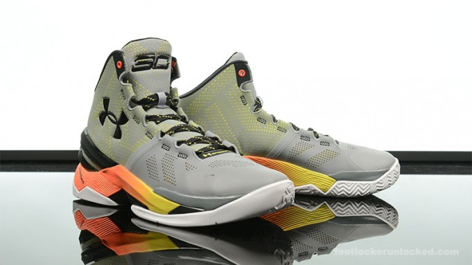 "The Under Armour Curry 2 ""Iron Sharpens Iron"" Debuts Tomorrow"