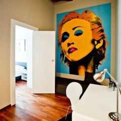 graffiti mieszkanie